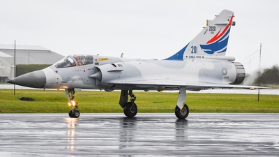 2020 - Dassault Mirage 2000-5 - Taiwan - Air Force