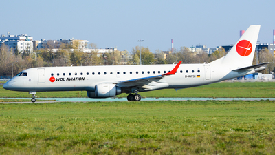 D-AWSI - Embraer 190-100LR - WDL Aviation