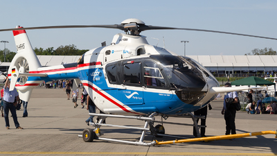 D-HFHS - Eurocopter EC 135T1 - Germany - DLR Flugbetriebe