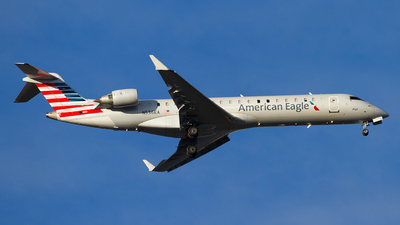 A picture of N536EA - Mitsubishi CRJ702ER - American Airlines - © Jeremy D. Dando