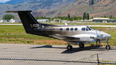 C-FCDF - Beechcraft F90 King Air - Private