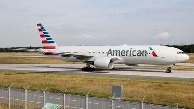 N787AL - Boeing 777-223(ER) - American Airlines