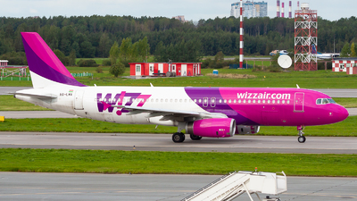 A picture of HALWA - Airbus A320232 - Wizz Air - © Andrei Kurach