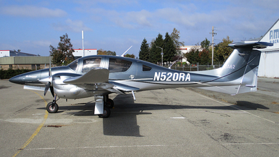 N520RA - Diamond Aircraft DA-62 - Private