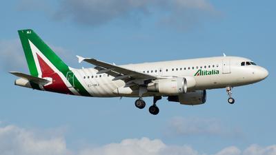 EI-IMJ - Airbus A319-112 - Alitalia