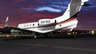N373QS - Embraer 505 Phenom 300 - NetJets Aviation