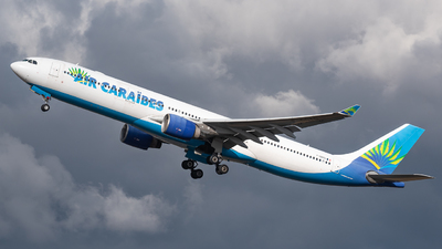 F-GOTO - Airbus A330-323 - Air Caraïbes