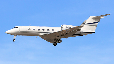 N402FT - Gulfstream G400 - Private