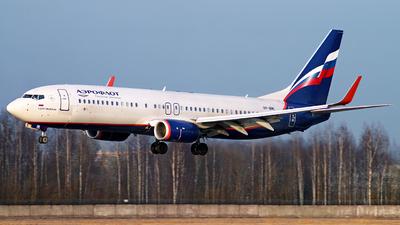 A picture of VPBMI - Boeing 7378MC - Aeroflot - © Malyshev Andrei