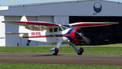PP-PFE - Stinson Vultee V-77 - Private