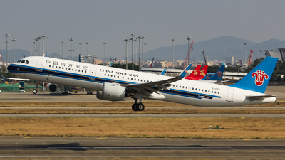 B-1092 - Airbus A321-271N - China Southern Airlines