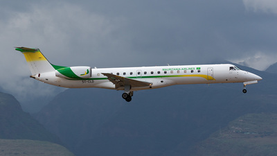 5T-CLD - Embraer ERJ-145LR - Mauritania Airlines