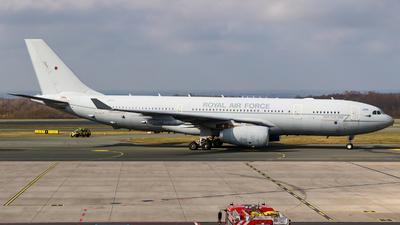 A picture of ZZ337 - Airbus KC2 Voyager (A330243MRTT) -  - © Moritz Klöckner