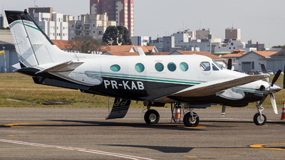 PR-KAB - Beechcraft C90 King Air - Private