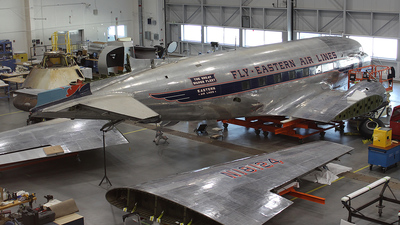 N18124 - Douglas DC-3 - Eastern Air Lines