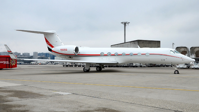 N505D - Gulfstream G550 - Private