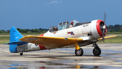 N7024C - North American SNJ-5 Texan - Private