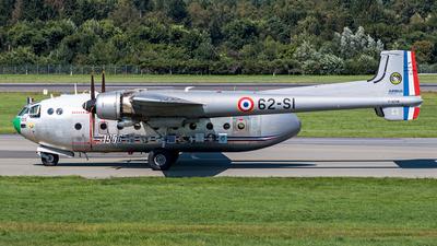 F-AZVM - Nord 2501 Noratlas - Private