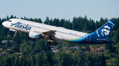 A picture of N840VA - Airbus A320214 - Alaska Airlines - © Ricardo Mungarro - MAS Aviation Press