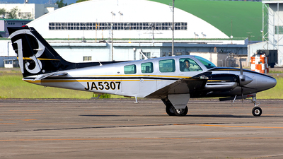 JA5307 - Beechcraft 58 Baron - Private