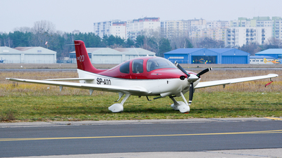 SP-ATO - Cirrus SR20-GTS - Private