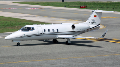 YV3441 - Bombardier Learjet 55B - Private