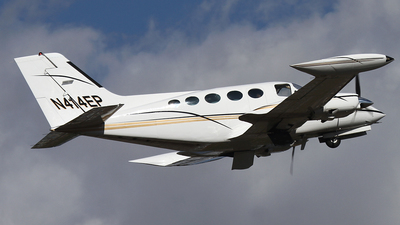 N414EP - Cessna 414 - Private