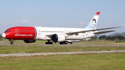 LN-LNR - Boeing 787-9 Dreamliner - Norwegian