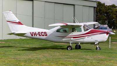 VH-ECS - Cessna 210L Centurion II - Private