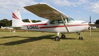 G-OMAG - Cessna 182B Skylane - Private