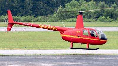 N544SA - Robinson R44 Raven II - Private