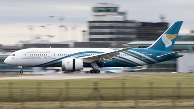 A picture of A4OSY - Boeing 7878 Dreamliner - [36045] - © Enda Burke
