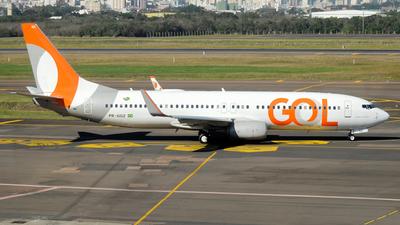 PR-GGZ - Boeing 737-8EH - GOL Linhas Aereas