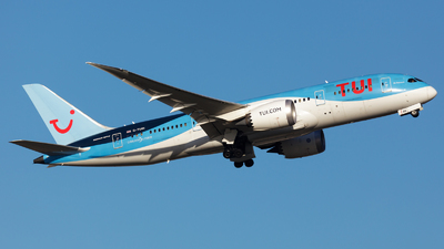 A picture of GTUIH - Boeing 7878 Dreamliner - TUI fly - © SlowhanD
