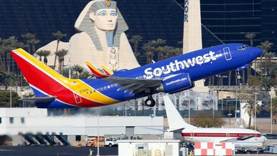 N7818L - Boeing 737-76N - Southwest Airlines