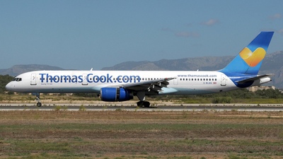 G-WJAN - Boeing 757-21K - Thomas Cook Airlines