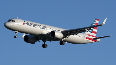 N407AN - Airbus A321-253NX - American Airlines