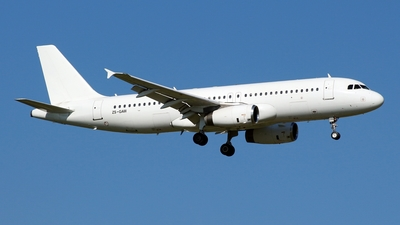 ZS-GAW - Airbus A320-231 - Global Aviation