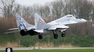 111 - Mikoyan-Gurevich MiG-29A Fulcrum - Poland - Air Force