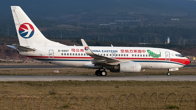 B-5097 - Boeing 737-79P - China Eastern Airlines
