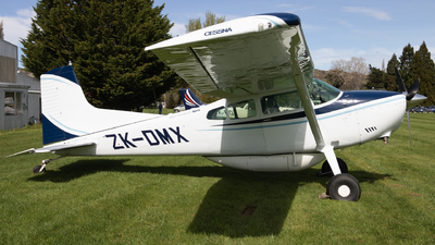 ZK-DMX - Cessna A185F Skywagon - Private