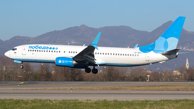 VP-BPV - Boeing 737-8AL - Pobeda