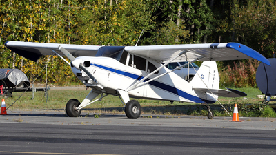 N3419A - Piper PA-22-135 Pacer - Private