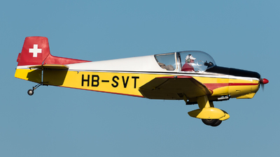 HB-SVT - Jodel D119 - Private