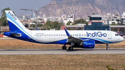 A picture of VTIVS - Airbus A320271N - IndiGo - © Rohan Paliwal