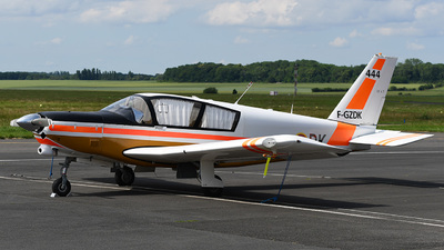 A picture of FGZDK - Cerva CE43 Guepard - [444] - © bruno muthelet