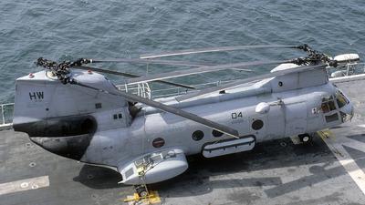 152520 - Boeing Vertol CH-46D Sea Knight - United States - US Navy (USN)