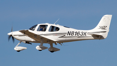 N8163K - Cirrus SR22 - Private