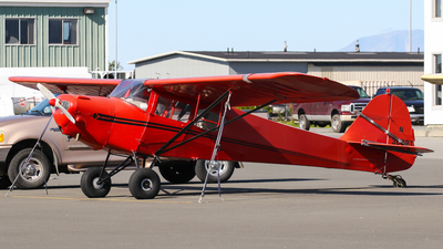 N3698T - Taylorcraft F-19 - Private