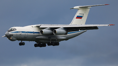 RF-76725 - Ilyushin IL-76MD - Russia - Air Force